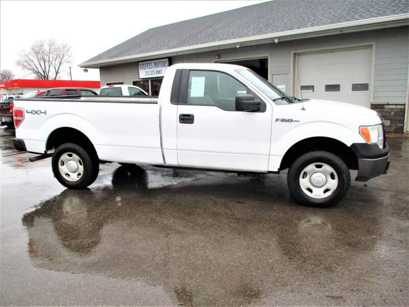 2009 Ford F-150 for sale at Steffes Motors in Council Bluffs IA