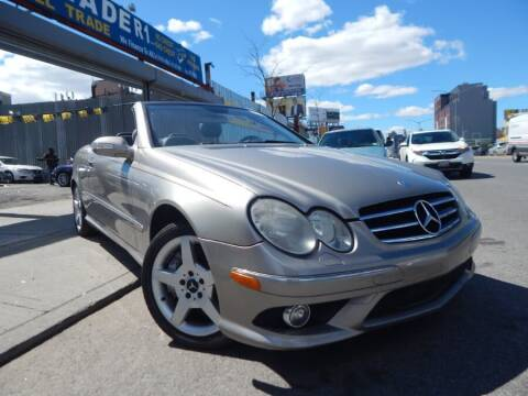 2006 Mercedes-Benz CLK for sale at Excellence Auto Trade 1 Corp in Brooklyn NY