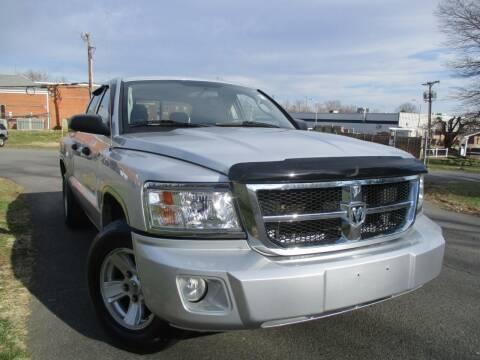 2008 Dodge Dakota for sale at A+ Motors LLC in Leesburg VA