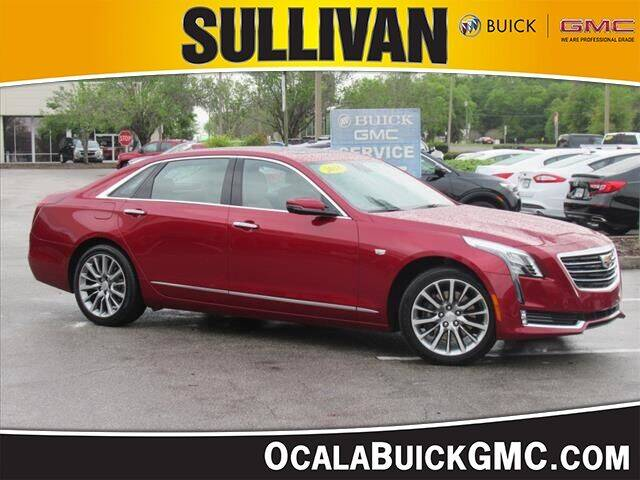 2018 Cadillac CT6 for sale in Ocala, FL