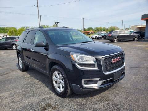 2016 GMC Acadia for sale at Samford Auto Sales in Riverview MI