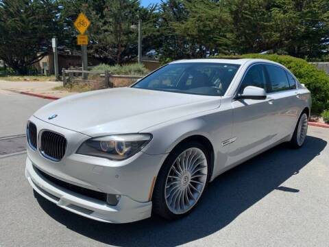 2011 BMW 7 Series for sale at Dodi Auto Sales in Monterey CA