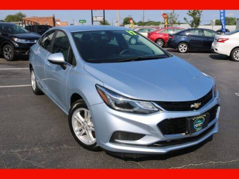 2017 Chevrolet Cruze for sale at AUTO POINT USED CARS in Rosedale MD
