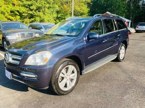 2012 Mercedes-Benz GL-Class for sale at MBL Auto Woodford in Woodford VA