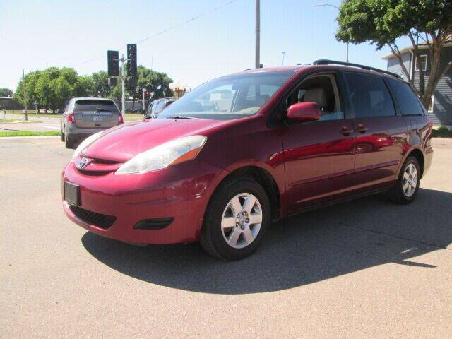 2009 Toyota Sienna for sale at SCHULTZ MOTORS in Fairmont MN
