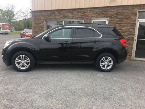 2013 Chevrolet Equinox for sale at K B Motors in Clearfield PA