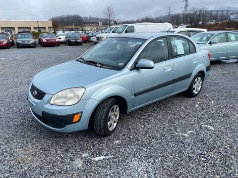2006 Kia Rio for sale at Bailey's Auto Sales in Cloverdale VA