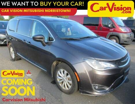 2017 Chrysler Pacifica for sale at Car Vision Mitsubishi Norristown in Norristown PA