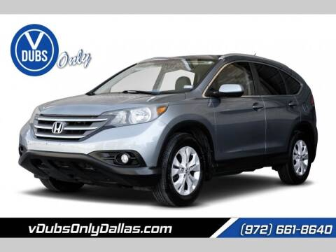 2014 Honda CR-V for sale at VDUBS ONLY in Dallas TX