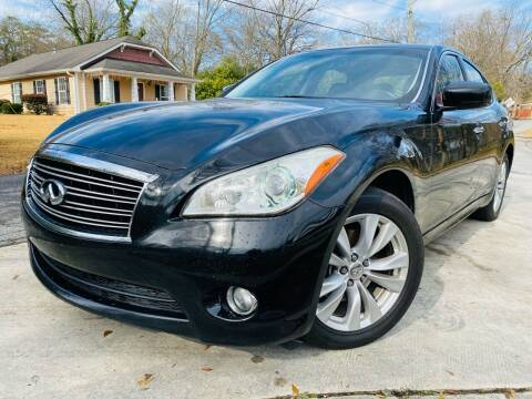 2011 Infiniti M37 for sale at Cobb Luxury Cars in Marietta GA