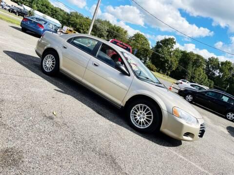 2004 Chrysler Sebring for sale at New Wave Auto of Vineland in Vineland NJ