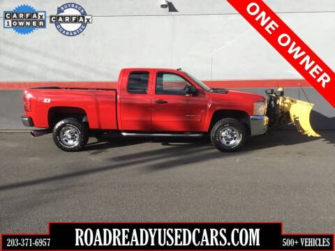 2009 Chevrolet Silverado 2500HD for sale at Road Ready Used Cars in Ansonia CT
