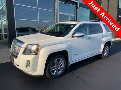 2014 GMC Terrain for sale at Autohaus Group of St. Louis MO - 3015 South Hanley Road Lot in Saint Louis MO