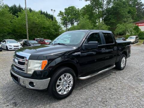 2013 Ford F-150 for sale at Car Online in Roswell GA