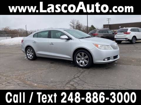 2011 Buick LaCrosse for sale at Lasco of Waterford in Waterford MI