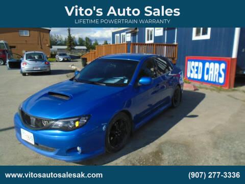 2008 Subaru Impreza for sale at Vito's Auto Sales in Anchorage AK