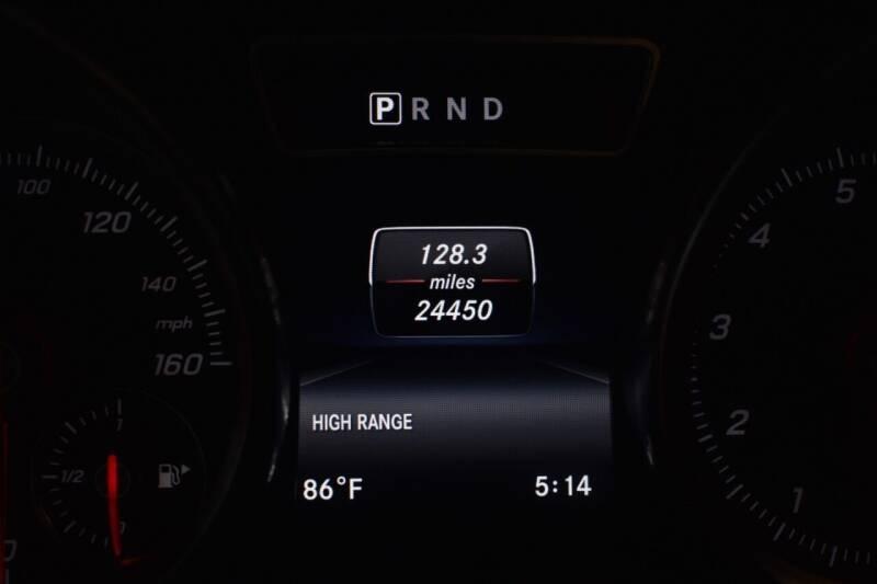 2017 Mercedes-Benz G-Class AWD G 550 4x4 Squared 4dr SUV - Miami FL