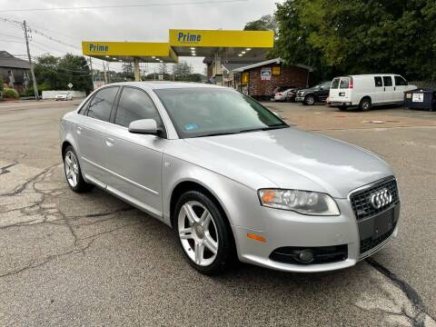 2008 Audi A4 for sale at Trust Petroleum in Rockland MA