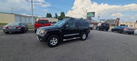 2011 Nissan Xterra for sale at CHILI MOTORS in Mayfield KY