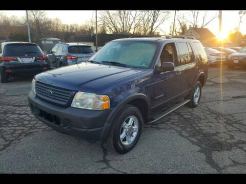 2004 Ford Explorer for sale at Colonial Motors in Mine Hill NJ