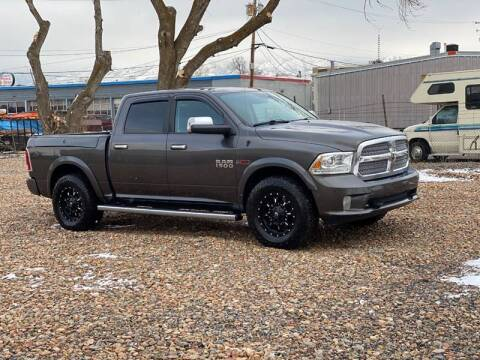 2014 RAM Ram Pickup 1500 for sale at Hoskins Trucks in Bountiful UT