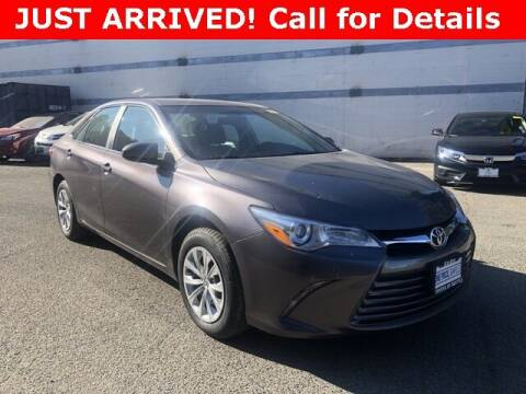 2017 Toyota Camry for sale at Toyota of Seattle in Seattle WA