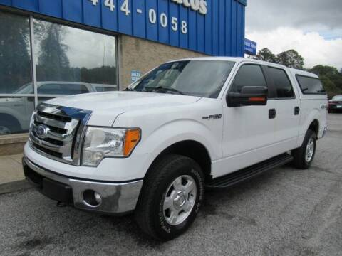 2011 Ford F-150 for sale at Southern Auto Solutions - Georgia Car Finder - Southern Auto Solutions - 1st Choice Autos in Marietta GA