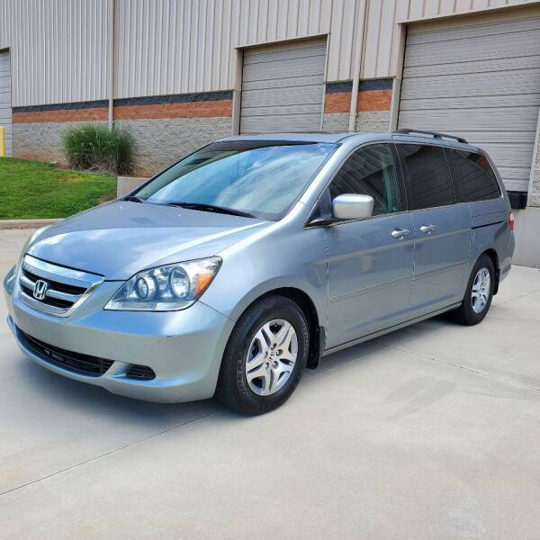 2006 Honda Odyssey for sale at 601 Auto Sales in Mocksville NC
