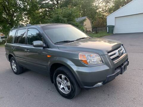 2008 Honda Pilot for sale at Via Roma Auto Sales in Columbus OH