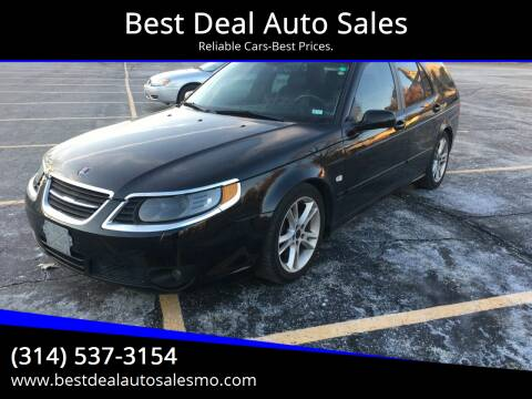 2007 Saab 9-5 for sale at Best Deal Auto Sales in Saint Charles MO
