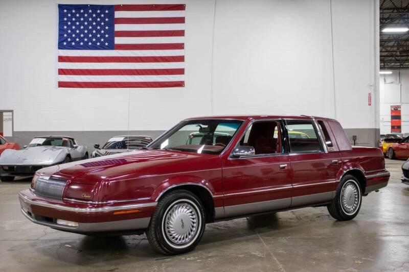 1992 Chrysler New Yorker for sale in Grand Rapids, MI