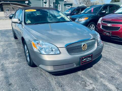 2007 Buick Lucerne for sale at SHEFFIELD MOTORS INC in Kenosha WI