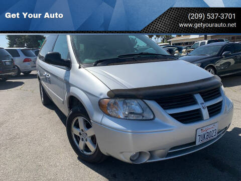 2006 Dodge Grand Caravan for sale at Get Your Auto in Ceres CA