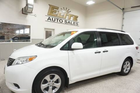 2017 Toyota Sienna for sale at Elite Auto Sales in Ammon ID