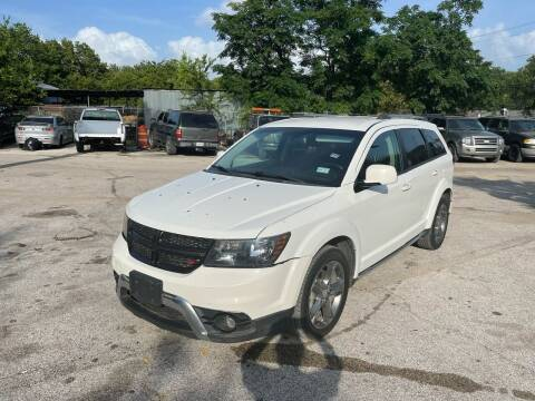 2016 Dodge Journey for sale at Approved Auto Sales in San Antonio TX