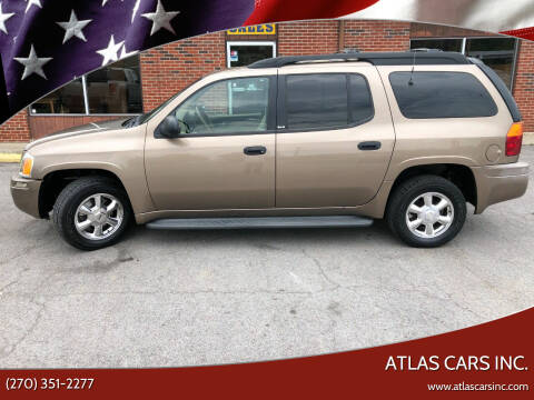 2003 GMC Envoy XL for sale at Atlas Cars Inc. in Radcliff KY