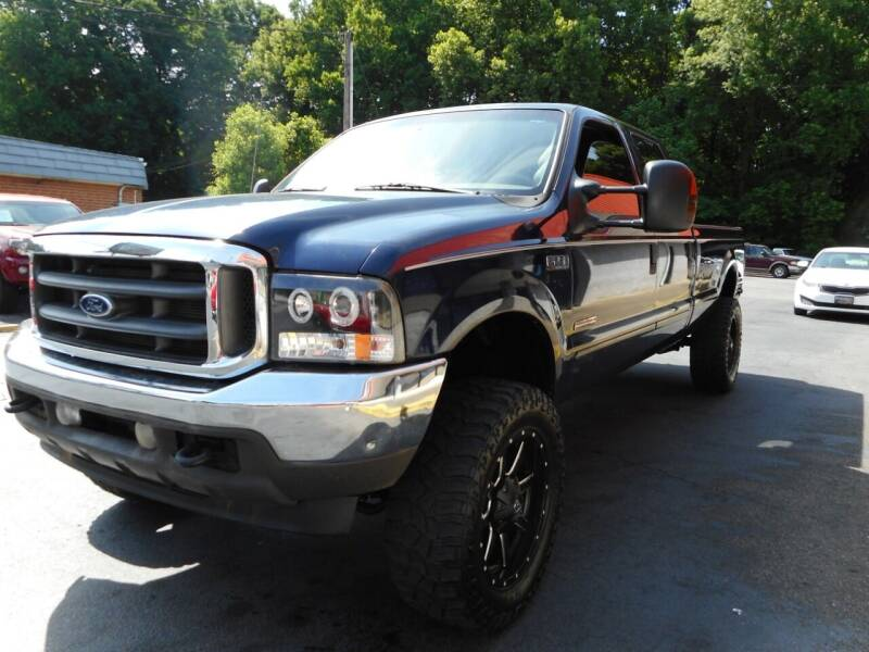 2004 Ford F-250 Super Duty for sale at Super Sports & Imports in Jonesville NC
