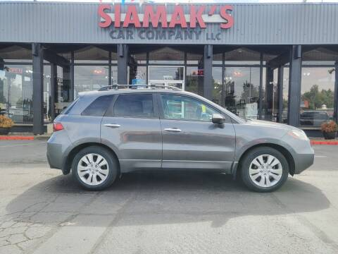 2010 Acura RDX for sale at Siamak's Car Company llc in Salem OR