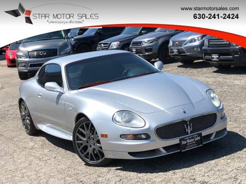 2005 Maserati GranSport for sale at Star Motor Sales in Downers Grove IL