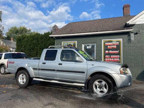 2002 Nissan Frontier for sale at Connecticut Auto Wholesalers in Torrington CT