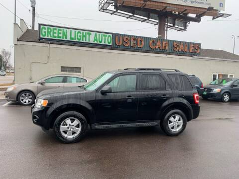 2009 Ford Escape for sale at Green Light Auto in Sioux Falls SD