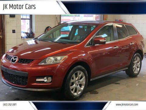 2009 Mazda CX-7 for sale at JK Motor Cars in Pittsburgh PA