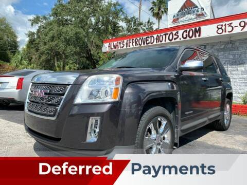 2015 GMC Terrain for sale at Always Approved Autos in Tampa FL