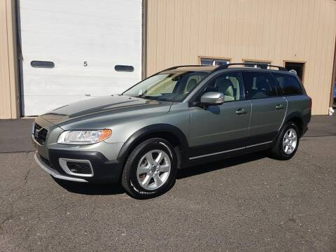 2008 Volvo XC70 for sale at Massirio Enterprises in Middletown CT