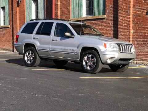 2004 Jeep Grand Cherokee for sale at Michael Thomas Motor Co in Saint Charles MO