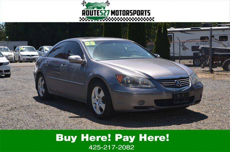 2005 Acura RL for sale in Bothell, WA