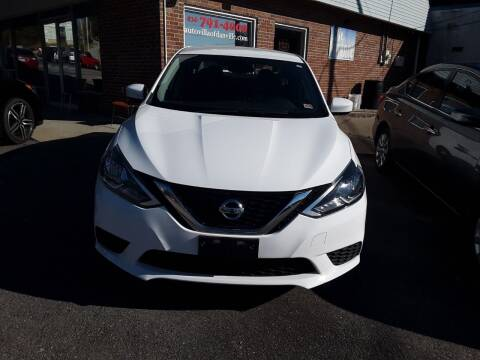 2017 Nissan Sentra for sale at Auto Villa in Danville VA