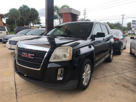 2011 GMC Terrain for sale at ROCKLEDGE in Rockledge FL