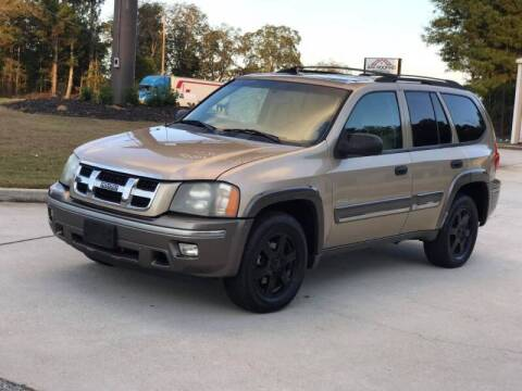 2007 Isuzu Ascender for sale at Two Brothers Auto Sales in Loganville GA