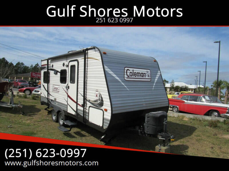 2015 Coleman CT192RD for sale at Gulf Shores Motors in Gulf Shores AL